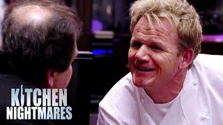Gordon RIPS Into Owner NON STOP | Kitchen Nightmares