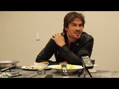 Exclusive Interview: Ian Somerhalder Chats about V Wars