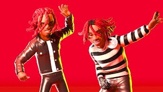 "Trippie Redd ""Miss The Rage"" ft. Playboi Carti (Official Visualizer)"