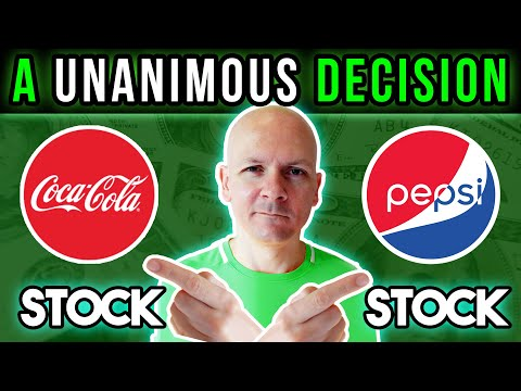 Which is a Better Investment? Coca-Cola Stock vs Pepsi Stock... the Winner May Surprise You