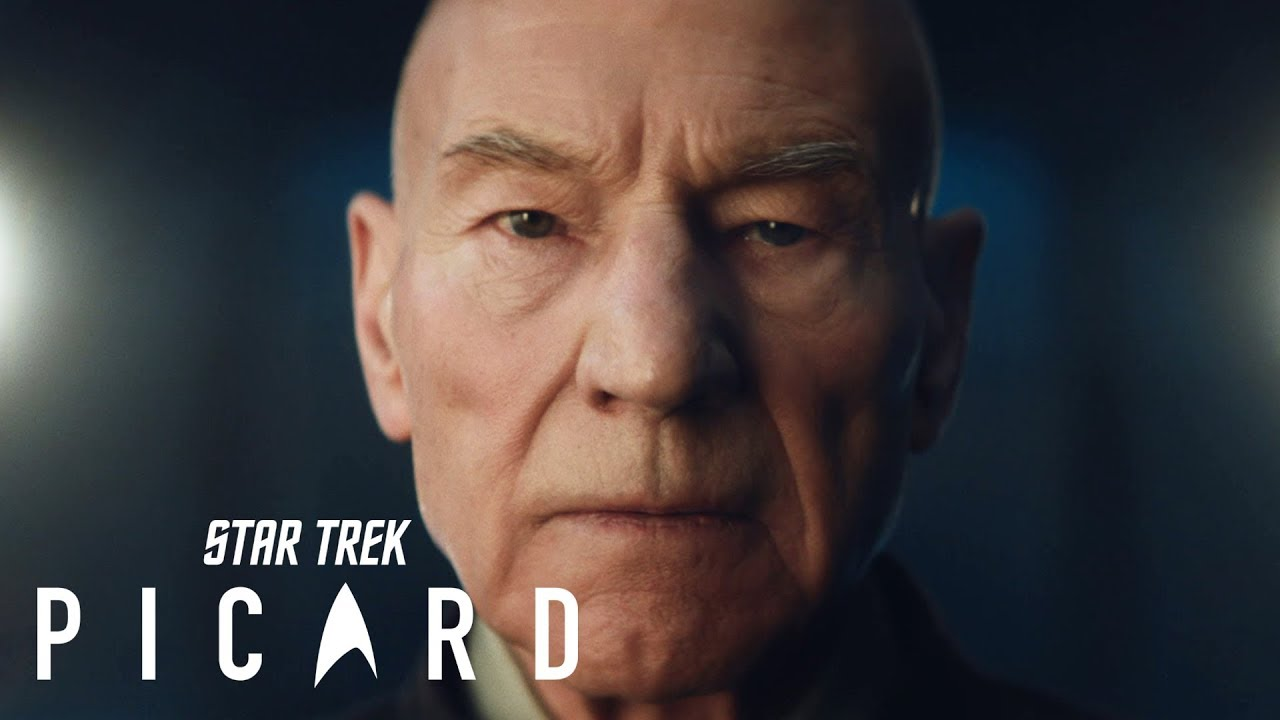 Trailer de Star Trek: Picard