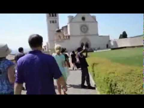 Assisi - Orvieto, Umbria, Italy