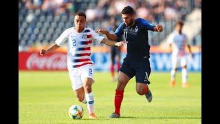 MATCH HIGHLIGHTS - France v USA - FIFA U-20 World Cup Poland 2019