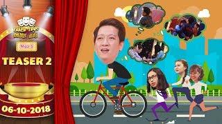 """Thách thức danh hài 5 teaser: Trường Giang lực bất tòng tâm trước những thí sinh """"tỏ tình"""" công khai"""