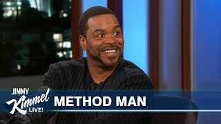 Method Man on Wu-Tang, Marvel & Working at the Statue of Liberty
