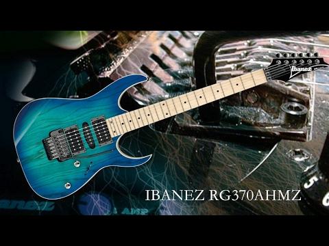 Ibanez RG370AHMZ-SWK (Silver Wave Black)