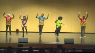 '2015 Michael Tilford Conference - African Student Association Performance