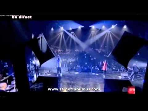 La Fouine feat. Zaho - Elle Venait du Ciel (Live Zénith 2011)