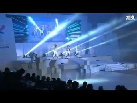 130205 EXO-K - PyeongChang Winter Olympics Closing Ceremony MAMA + HISTORY