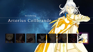 Artorius Collbrande Character Trailer preview image