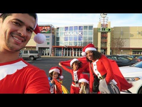 The Night Before Christmas | Vlogmas | Family Vlog