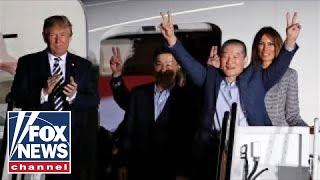 Gutfeld on Trump and the Americans freed from North Korea