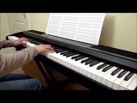 Mayday五月天【I love you 無望 (live版)】鋼琴版 piano by CHM
