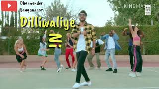 Dilliwaliye Neha Kakkar Bilal Saeed Whatsapp Status || New Punjabi Bollywood Song 2018 -19 ||