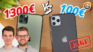 100€ iPhone 11 Pro Max: Lohnt sich das? - Fake vs. Original