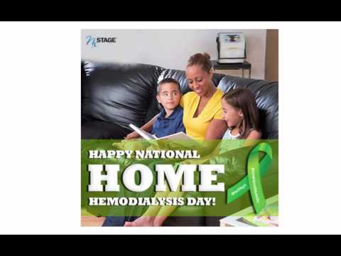 Jeff Burbank talks to WBZ Radio about Home Hemodialysis Day