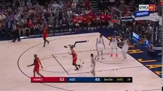 Jeremy Lin Highlights - Jazz vs Hawks - 2/01/2019