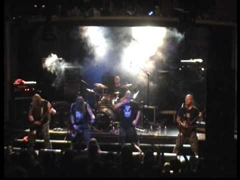 TORTURE KILLER- A Funeral For The Masses- Vilnius (New York club 2010.08.17.)-7.mov