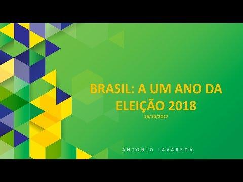 Reflexões sobre as eleições de 2018 -   Antônio Lavareda