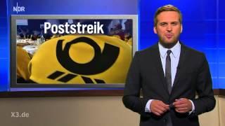 Ehring und Statistikexperte Butenschön zum Post-Streik