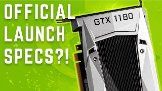 Finally! GTX 1180 GPU Database Entry Revealed!