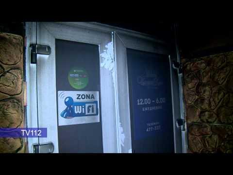 TV112 Пожар в ресторане Империя в Архангельске