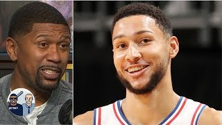 Ben Simmons' versatility will challenge the Raptors in the playoffs - Jalen Rose | Jalen & Jacoby