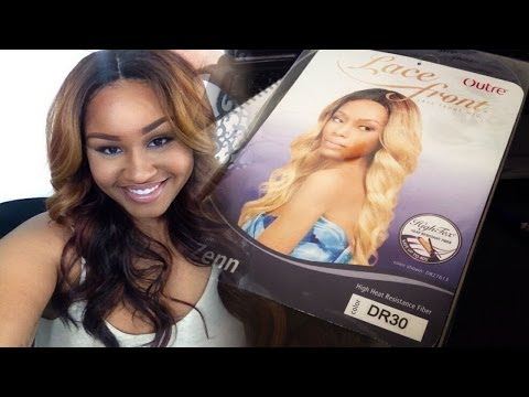 Outre Zenn Lace Front Wig Review