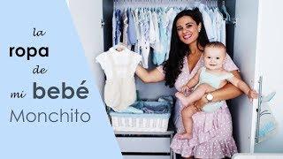 Baby Boy Closet Tour - La ropa de mi bebé Monchito