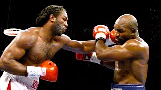Lennox Lewis (UK) vs Evander Holyfield (USA) II | BOXING fight, HD