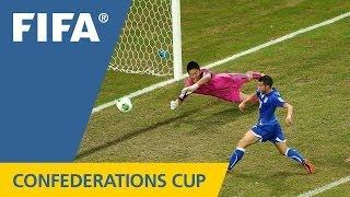 Italy 4:3 Japan, FIFA Confederations Cup 2013
