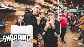 Shopping With Benjamin Kickz