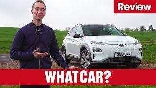 2019 Hyundai Kona Electric SUV review | What Car?