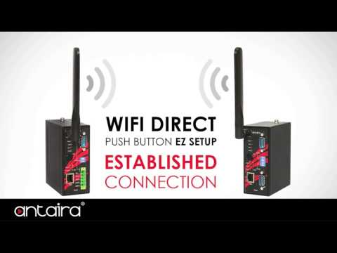Industrial Serial to Wireless 3-in-1 STW-611/612C Product Overview