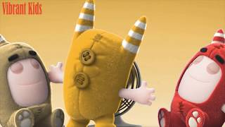 Learn colors with Oddbods Cartoon #11 - Babybods - Learning Colors for Kids, Babies, Children
