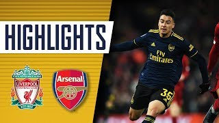 Liverpool 5-5 Arsenal (5-4 on pens) | Goals, highlights and penalties | Oct 30, 2019