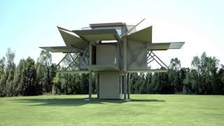 [VIDEO] Kuća nastaje i nestaje za samo 10 minuta, i to gde god poželite!