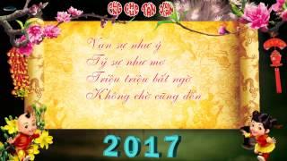 Những Lời Chúc Tết Hay Nhất 2017