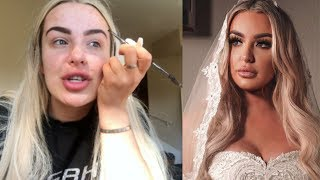 get ready with me on my Wedding day (the truth about everything)