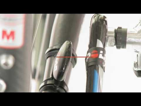 Installing The Polar Cadence Sensor Youtube