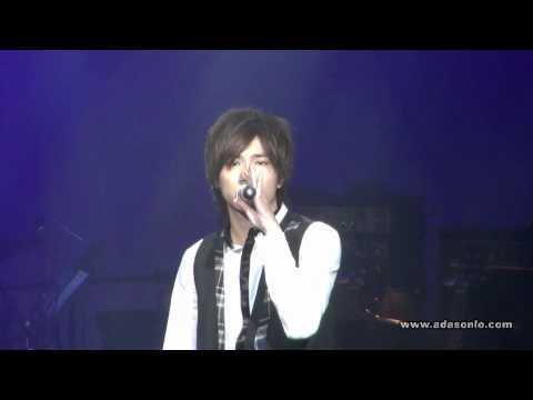 羅力威 ~ 尋找的是你 @ 羽翹 Listen to Me Ava Live @ 青年廣場Y綜藝館 (09.05.2011)