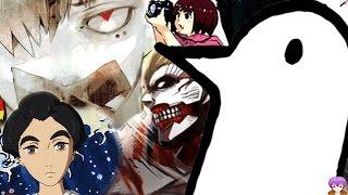My Recent Manga & Anime Pick Ups - Dem Tokyo Ghoul Light Novels Tho