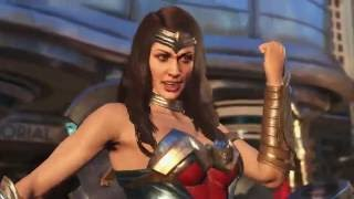 Wonder Woman and Blue Beetle Trailer preview image