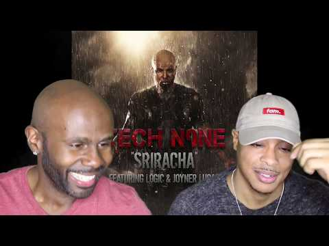 Tech N9ne- Siriracha (feat. Logic & Joyner Lucas) (REACTION!!!)