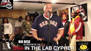 BigDese DNA IN THE LAB CYPHER 11