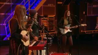 Wildwood Kin on The Old Grey Whistle Test Live