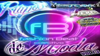 Combos y Barrios(Maver Flow,John Baby)- Dj Duvalin Ft Dj Frexita Mix ORIGINAL~Fashion Beat Vol 13®~