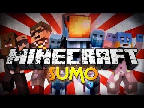 Minecraft: Sumo (Mini-game) - Smashpipe Games