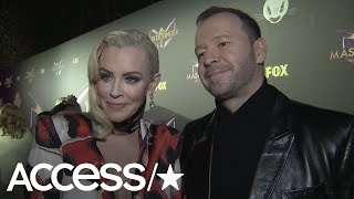Jenny McCarthy On Why She Thought Husband Donnie Wahlberg Was One Of 'The Masked Singer' Contestants