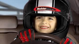 Amazing! Kids Car Racing - Modular construction toys